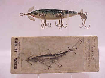 Old fishing lures wanted to buy for Antique fishing lures prices