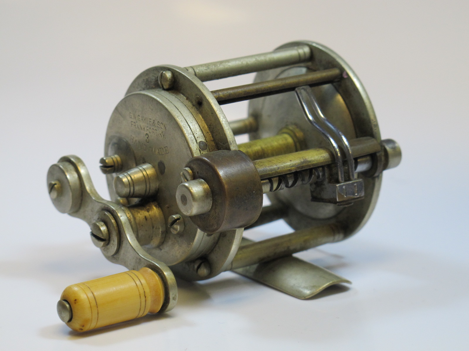 Antique fishing reels for sale for Vintage fishing reels