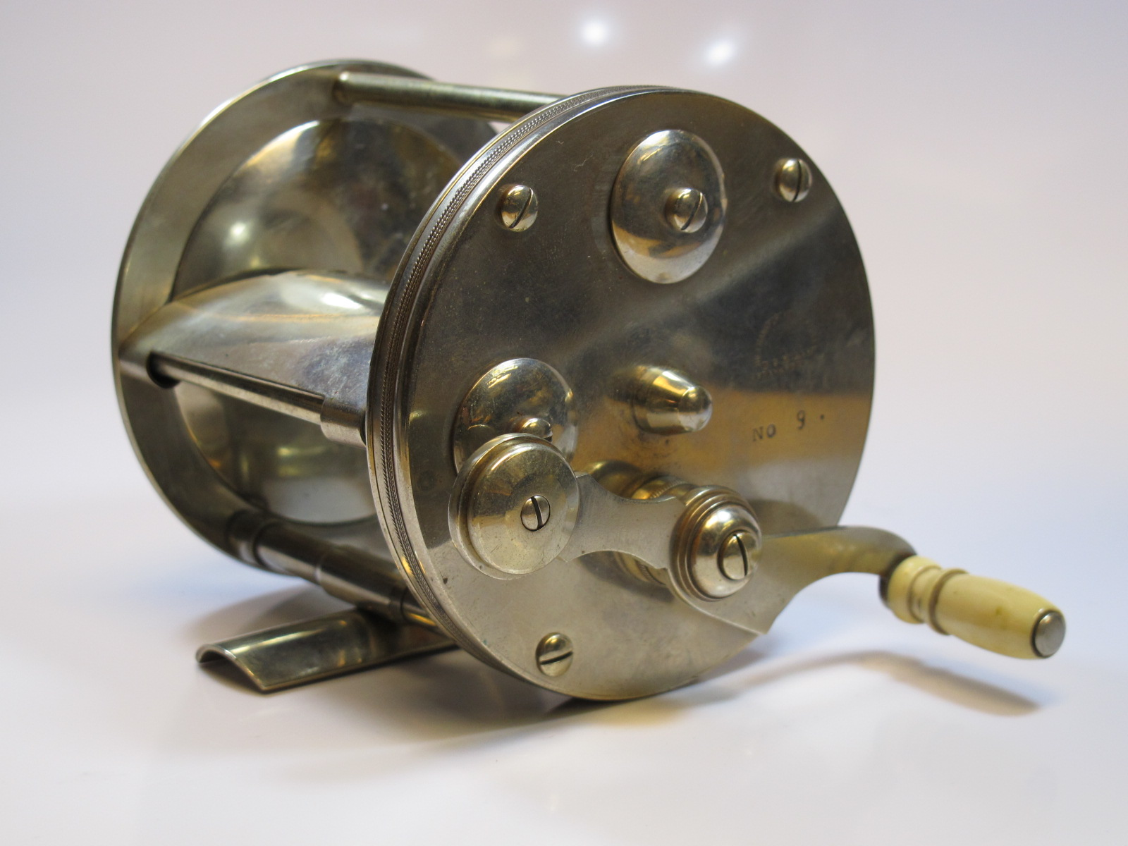 Antique fishing reels for sale autos post for Fishing tackle sale