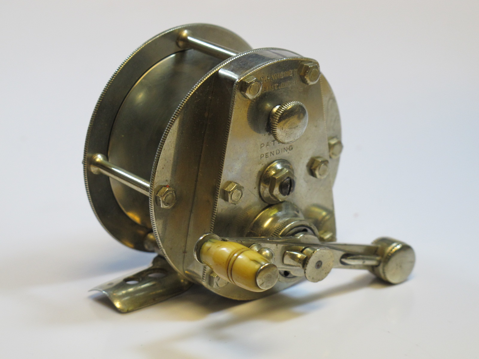 Antique fishing reels for sale for Old fishing reels
